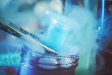 Blastocyst Freezing - Vitrification